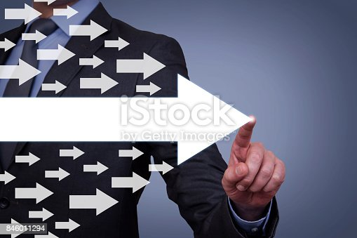 istock Leadership Concepts 846011294