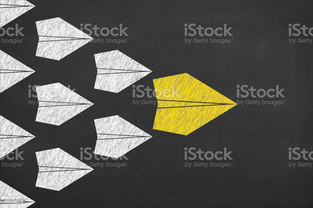 Leadership Concepts stock photo