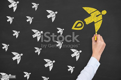istock Leadership Concepts 917522206