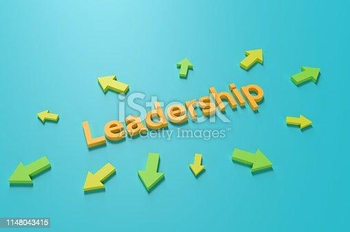 483424715 istock photo Leadership 1148043415