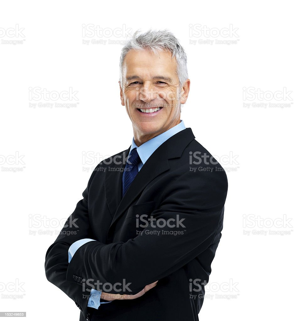 Leadership qualities stock photo