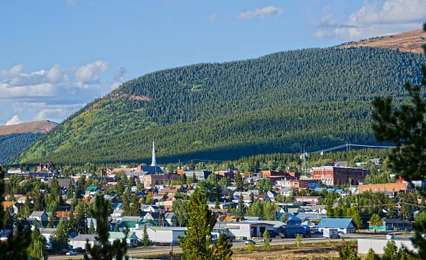 Leadville, Colorado Skyline