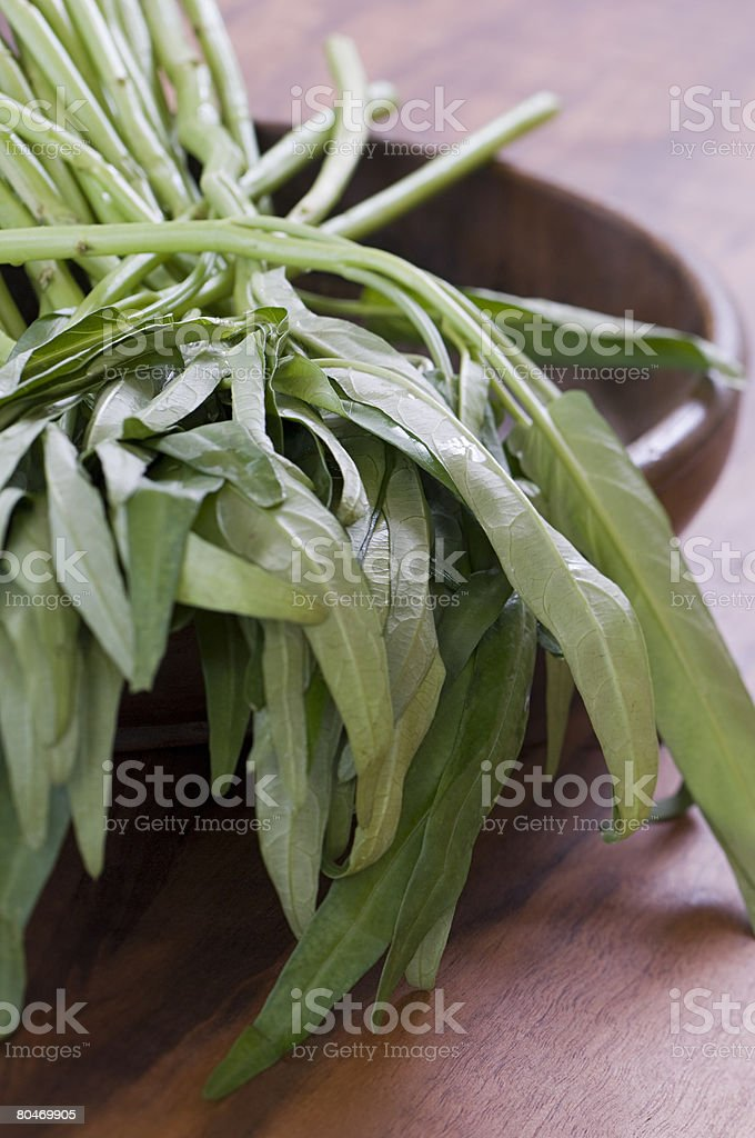 Leaf vegetable 免版稅 stock photo