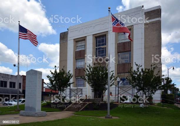 Leake County Courthouse Stockfoto und mehr Bilder von Fotografie