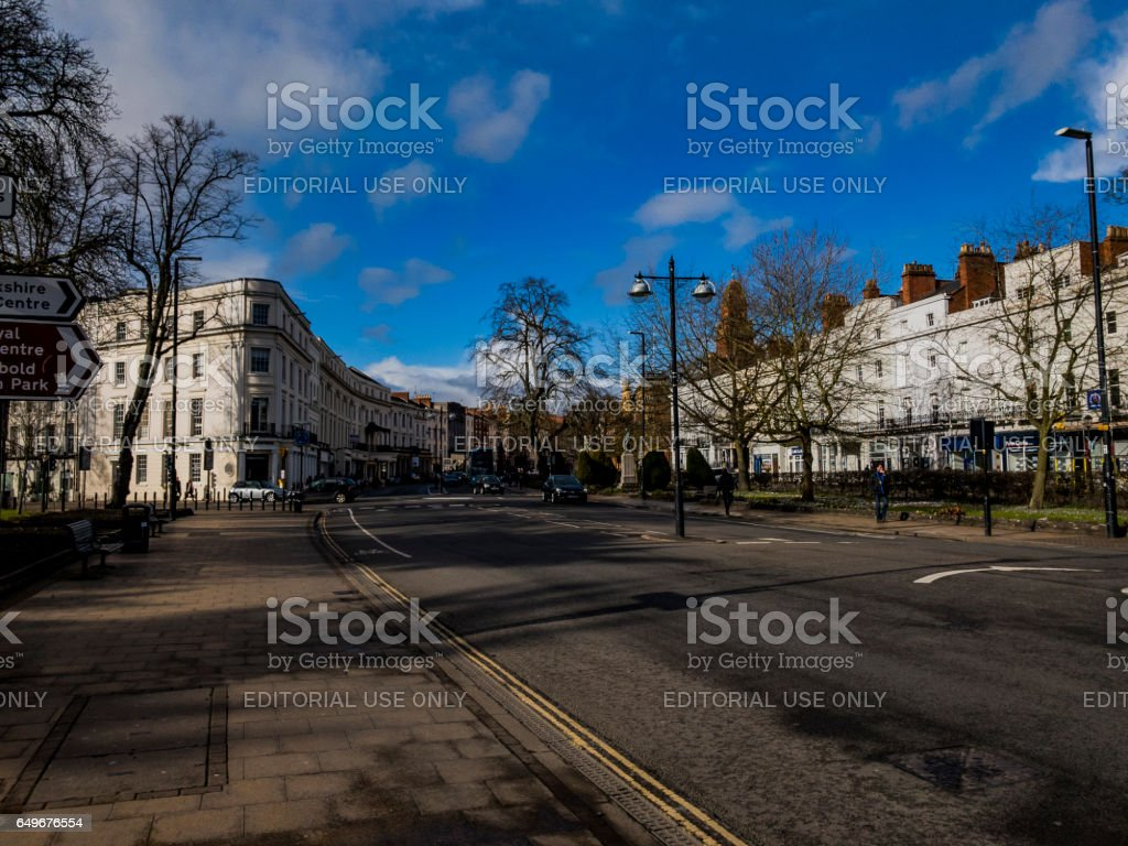 leamington stock photo