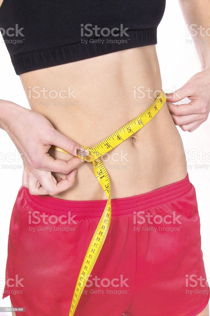 Lean and Mean stock photo