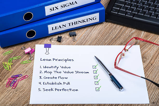 Image result for Lean Six Sigma  istock