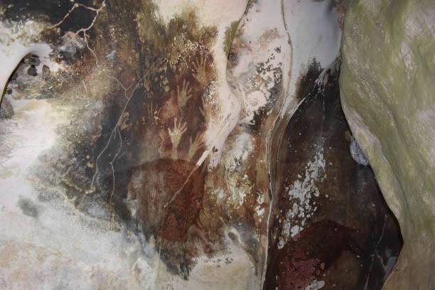 Leang-Leang Site préhistorique de leans-leang sulawesi stock pictures, royalty-free photos & images