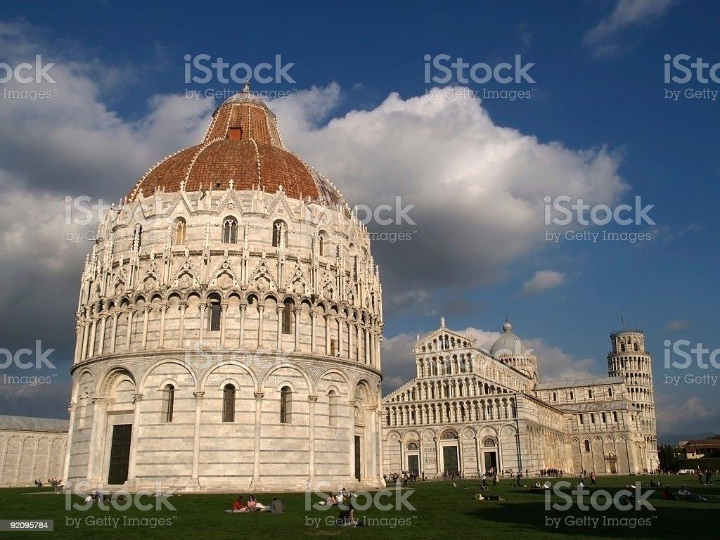 Schiefer Turm von Pisa 4 – Foto