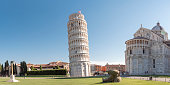 istock Leaning tower of Pisa Italy 1254972337