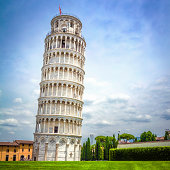 istock Leaning tower of Pisa, Italy 505051855