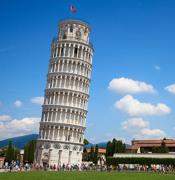 Leaning tower of Pisa Leaning tower of Pisa, Italy pisa stock pictures, royalty-free photos & images