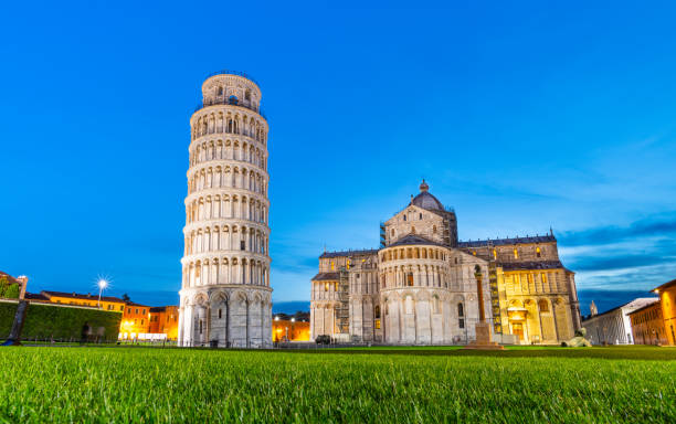 Leaning Tower of Pisa Leaning Tower of Pisa pisa stock pictures, royalty-free photos & images