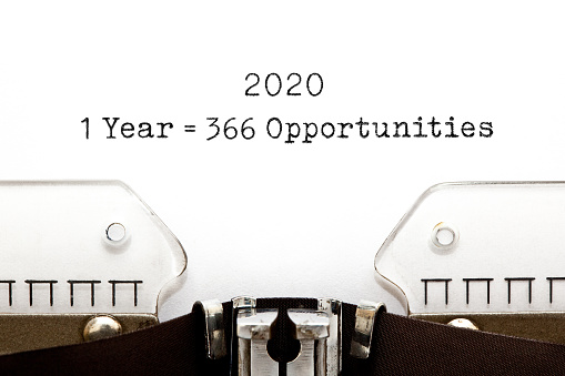 istock 1 Leap Year 2020 Equal To 366 Opportunities 1203597680