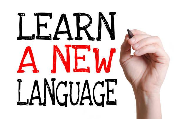 learn a new language - aula de idioma - fotografias e filmes do acervo