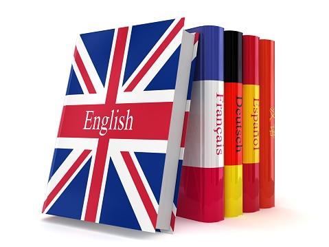 Learn language English