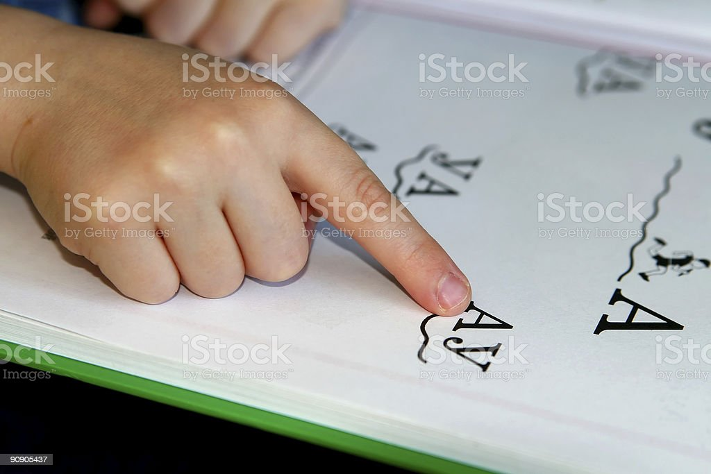 learn royalty-free stock photo