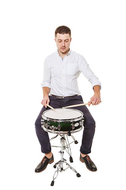 Richtig lernen Sie die Trommeln – Foto