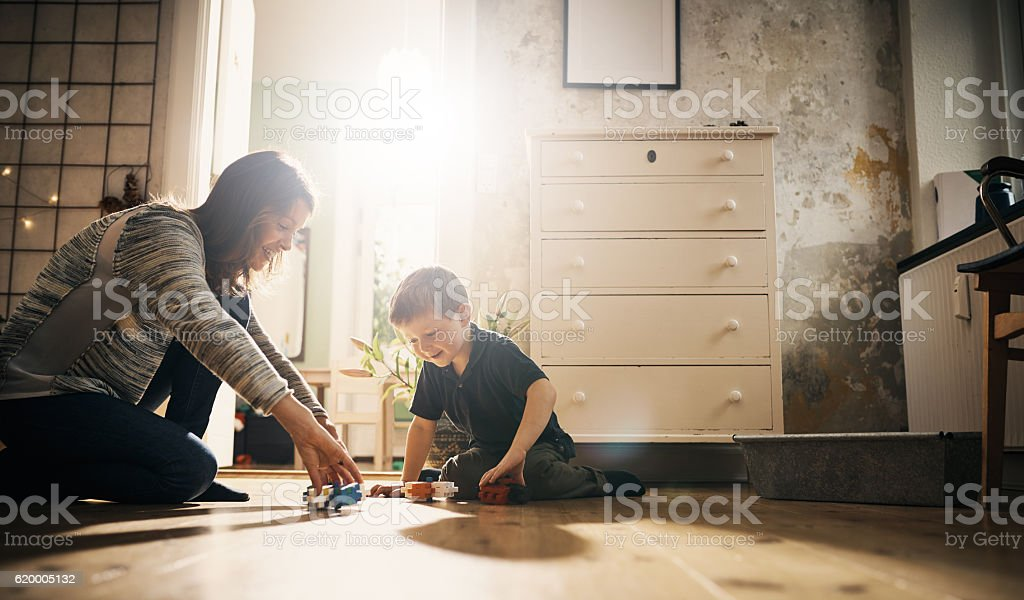 Learn together, grow together stock photo