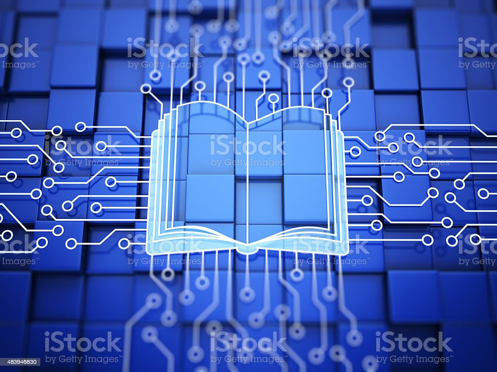 Learning concept stock photo