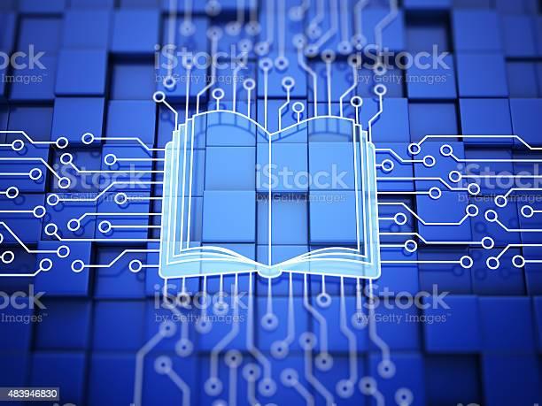 Lernenkonzept Stockfoto und mehr Bilder von Technologie