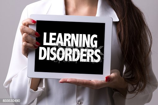 istock Learning Disorders 833530490