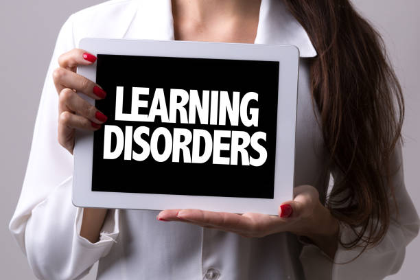 Learning Disorders stock photo