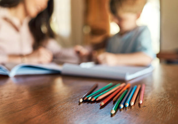 Lernen ist eine Familienangelegenheit – Foto