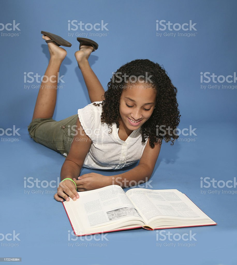 learning is fun royalty-free stock photo
