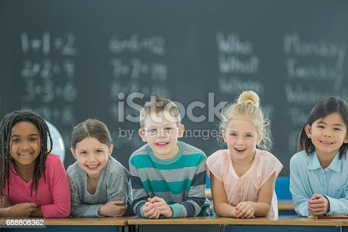 istock Learning is Fun! 688808362