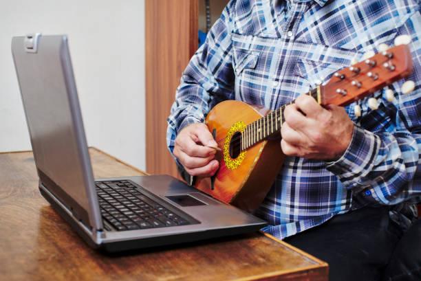 Learning Mandolin From Youtube