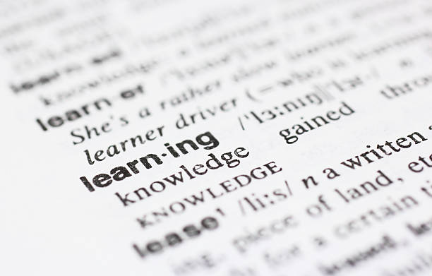 learning - dictionary stock pictures, royalty-free photos & images