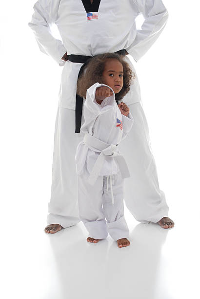 learning student - martial arts gerville stock pictures, royalty-free photos & images