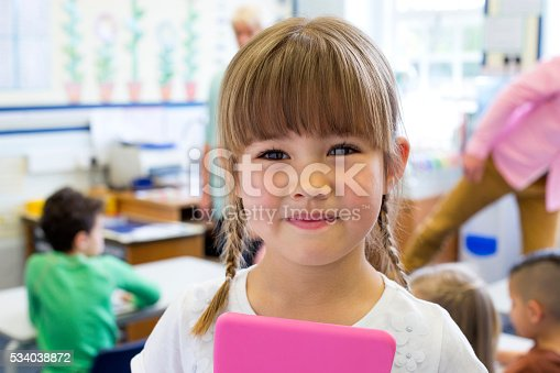 istock Learning through Technology 534038872