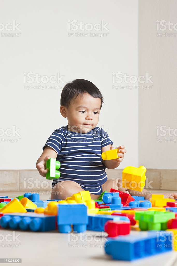 Learning to build stock photo