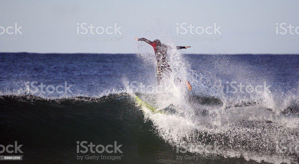 Научиться летать Стоковые фото Стоковая фотография