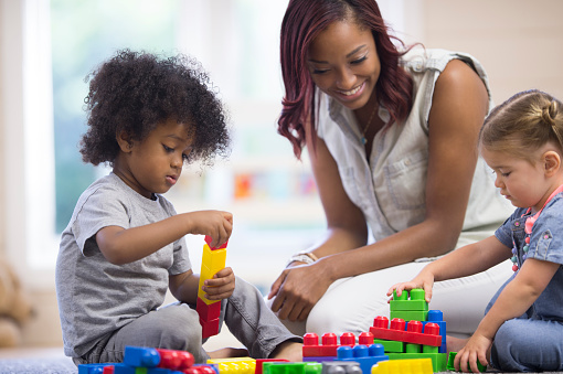 639403466 istock photo Learning to Share Toys 514561112
