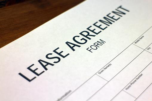 512011833 istock photo Lease Agreement 530584593