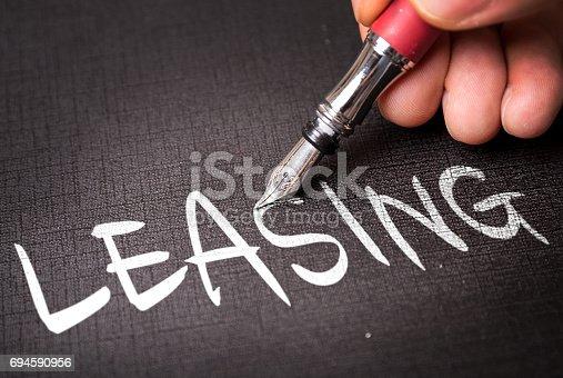 istock Leasing 694590956