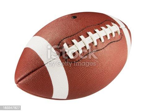 American football path