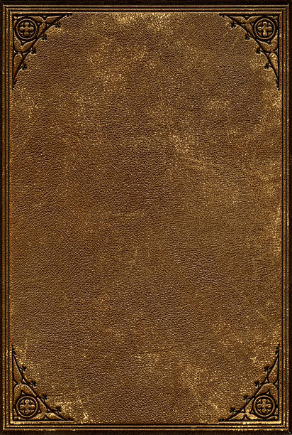 Old Leather Book Cover Background : Royalty free ornate book cover antique pictures