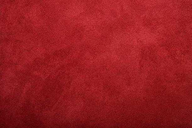 Leather background Old red leather useful as texture or background red cloth stock pictures, royalty-free photos & images