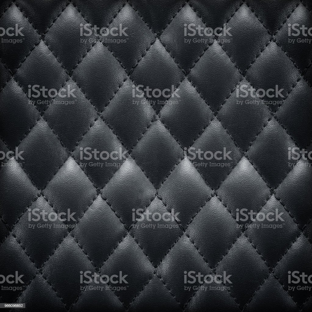 leather background with stitching - Royalty-free Business Stock Photo