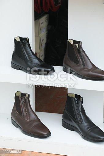 horse riding shoe