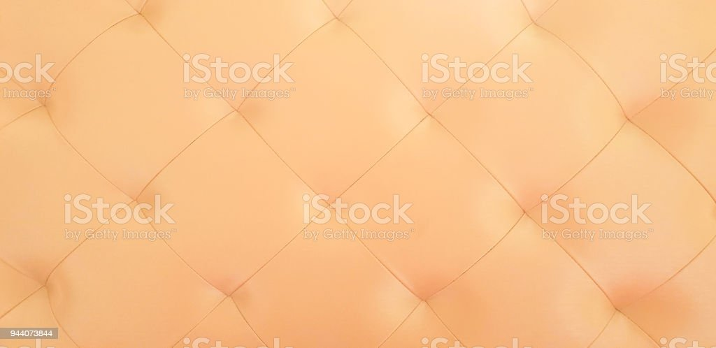Leather Brown Luxury Decoration Sofa Texture Background Stock Photo