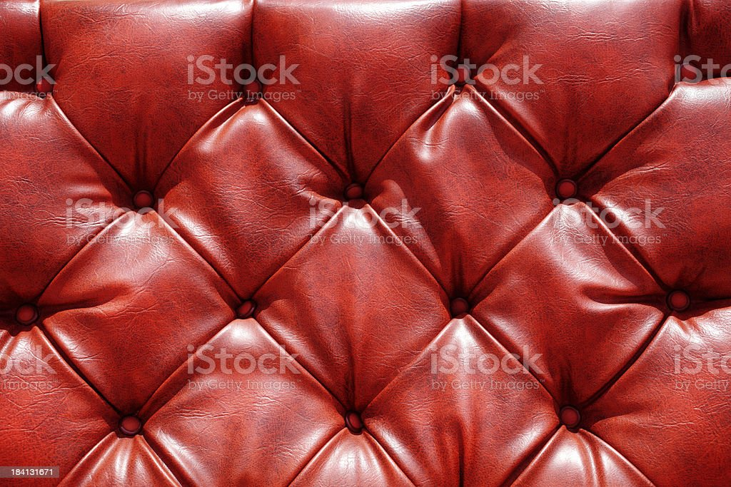 leather couch royalty-free stock photo