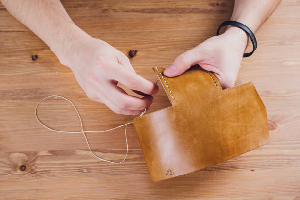 Image result for making of leather products
