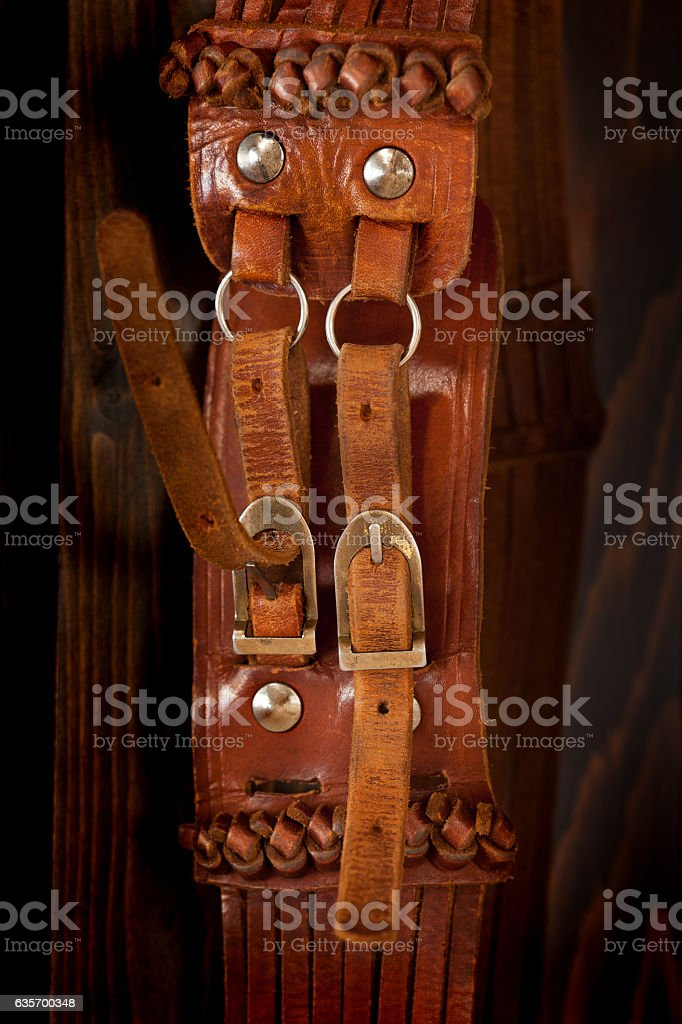 leather goods royalty-free stock photo
