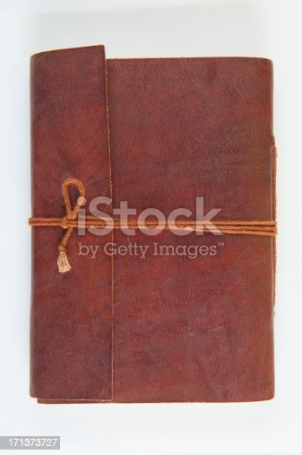istock Leather Journal 171373727