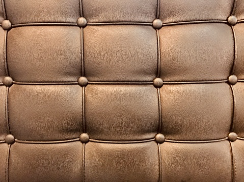 Leather Sofa Texture Background Stock Photo Download Image Now